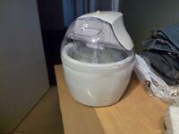 ICE CREAM MAKER - BRAND NEW IN BOX