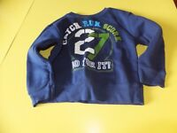 Garanimals sports outfit for toddler size 3T (about age 3 years) trousers and top