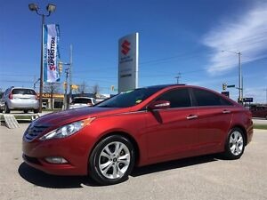 2013 Hyundai Sonata Limited ~Nav ~Backup Camera ~Panoramic Roof