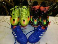 childrens football boots.