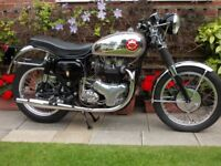 BSA ROCKET GOLDSTAR REPLICA 1954