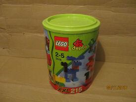 lego duplo xxl tub