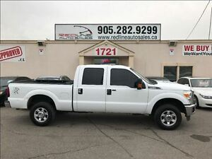 2011 Ford F-350 XLT, WE APPROVE ALL CREDIT
