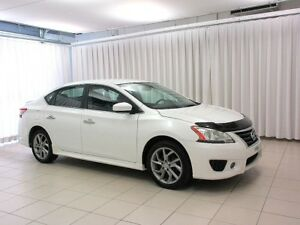 2013 Nissan Sentra SR PURE DRIVE W/ ALLOY WHEELS, A/C, CRUISE, P