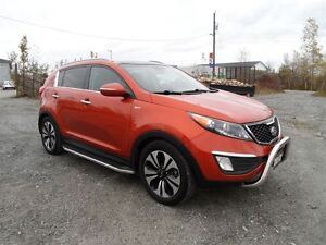2013 Kia Sportage SX LEATHER NAVIGATION PANO SUNROOF
