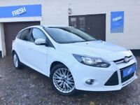 Ford Focus 1.0 Ecoboost Zetec 2013(63) - 12 Months MOT and Service upon sale
