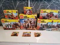 LEGO LONE RANGER WHOLE SET - BRAND NEW BOXED UNOPENED