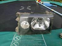 Pair of Nissan Terrano headlights