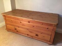 Smart Wooden chest