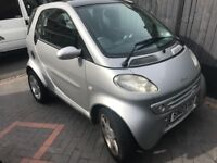 Smart (mcc) city coupe 600cc semi-auto 53-plate! Mot november! 60,000 miles!! Px to clear at £895!!