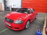 3.2 V6 Audi Coupe quattro semi automatic gearbox .