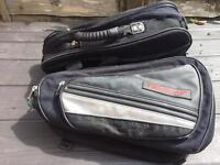 Tech7 sports Motorbike panniers travel bags luggage
