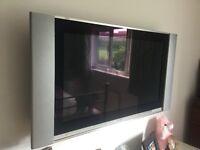 """Sony wega 42"""" television"""