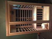 3 person far infra red sauna