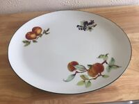 Royal Doulton Evesham Vale Meat Plate