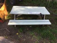Children's picnic /play table [Norwich]