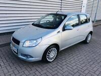 2009 Chevrolet Aveo 1.2 in stunning condition long mot till Sep 18