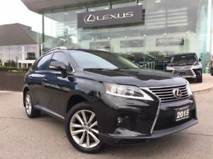 2015 Lexus RX 350 Sportdesign AWD Bluetooth Backup Cam Sunroof