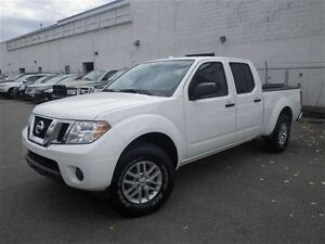 2015 Nissan Frontier SV  4X4  Auto  Crew CAB  Bluetooth  Cruise