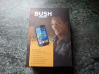 BUSH ELUMA B2 MOBILE PHONE WINDOWS 10 DUAL SIM UNLOCKED - BRAND NEW IN THE BOX
