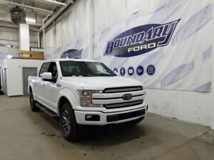 2018 Ford F-150 SuperCrew Lariat Sport 501A 2.7L Ecoboost