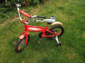 "Kids Bike 16"" Ironway Custom"