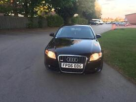 AUDI A4 SPORT LINE 2.0 TDI ENGINE PREVIOUS TWO OWNERS