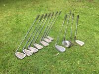 Golf clubs £10