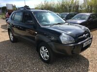 2006 56 Hyundai Tucson 2.0 TDI Auto