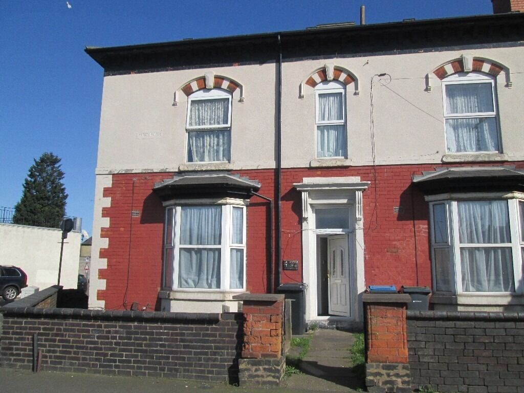 ONE BEDROOM FLAT TO RENT * BIRCHFIELD ROAD * PERRY BARR * CLOSE TO ONE STOP AND UNI * CALL NOW