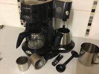 Morphs Richards mister cappuccino espresso machine