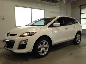 2011 Mazda CX-7 GT| LEATHER| AWD| SUNROOF| BLUETOOTH| 68,652KMS Kitchener / Waterloo Kitchener Area image 3