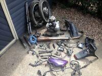 Honda CG125 Spares Engine and More 2002 model