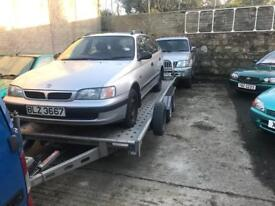 Any Toyota wanted any condition, hilux landcruiser carina corolla dyna hiace
