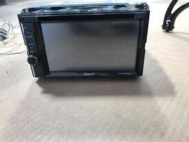 Kenwood ddx8016dabs car radio