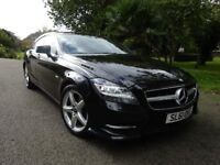 Mercedes-Benz CLS 3.0 CLS350 CDI BlueEFFICIENCY AMG Sport 7G-Tronic Plus 4dr