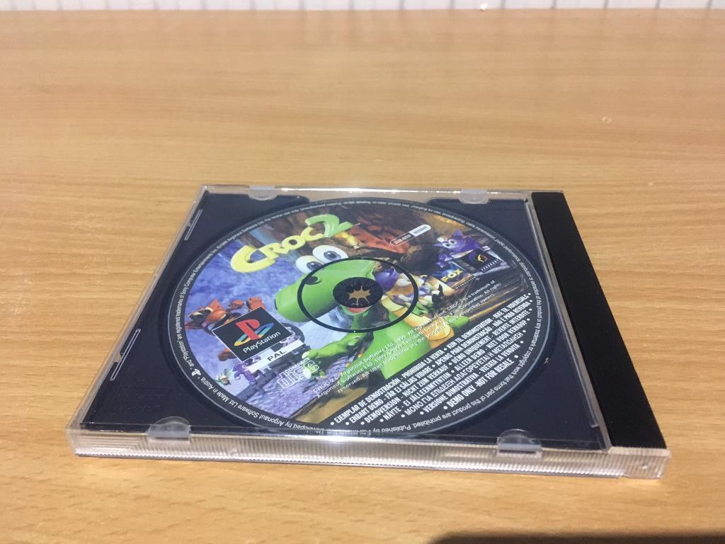 CROC 2 PLAYSTATION 1 DISC ONLY