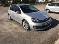 VW Golf GTD (170) Leather, Nav, DSG ONLY 29,000 MILES WITH FULL VW SERVICE HISTORY!