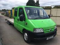 Citroen relay rohill Recovery car race transporter 48,000 Miles !!!!