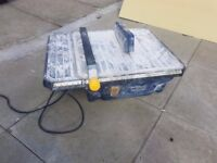 WET TILE CUTTER USED WORKS PERFECT