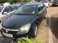 Vauxhall Astra 1.6 i 16v Club Easytronic 5dr