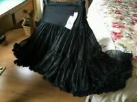 Underskirt Black