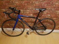 Carrera Virtuoso. Road Bike RRP £330. Excellent Condition. Bio Space Chain Set + New Chain.