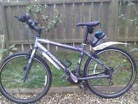 Men's Ridgeback Cyclone bicycle