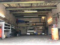 Commercial Unit - Garage - Workshop - Space TO LET in Dagenham - A13 - Heathway