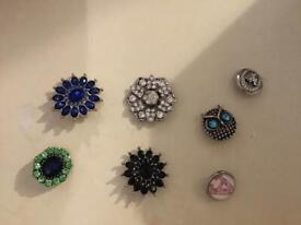 Snap jewellery bundle set