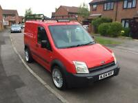 Red ford transit for sale