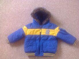 9-12month boy jacket
