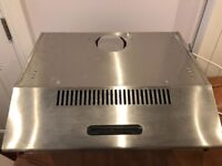 BRAND NEW COOKER EXTRACTOR SILVER