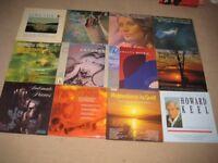 12 LPs Job Lot